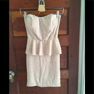 🎉HOST PICK 🎉 NWT Poetry Strapless Dress